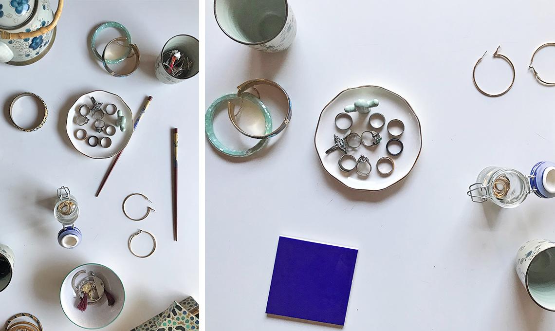 CasaFacile DLibutti organizzare gioielli