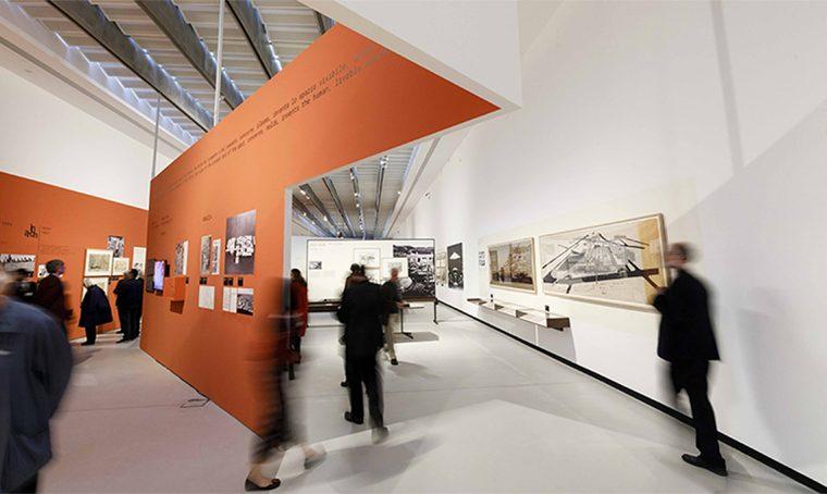 Gli architetti di Zevi – Mostra al MAXXI di Roma
