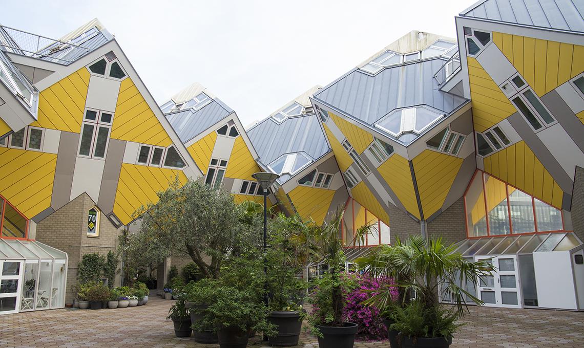 casafacile-Rotterdam - Cube Houses