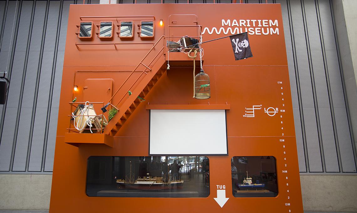 casafacile-Rotterdam - Maritime Museum