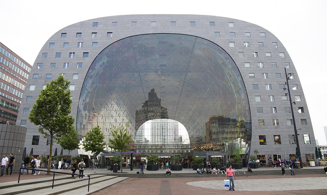 casafacile-Rotterdam - Markthal