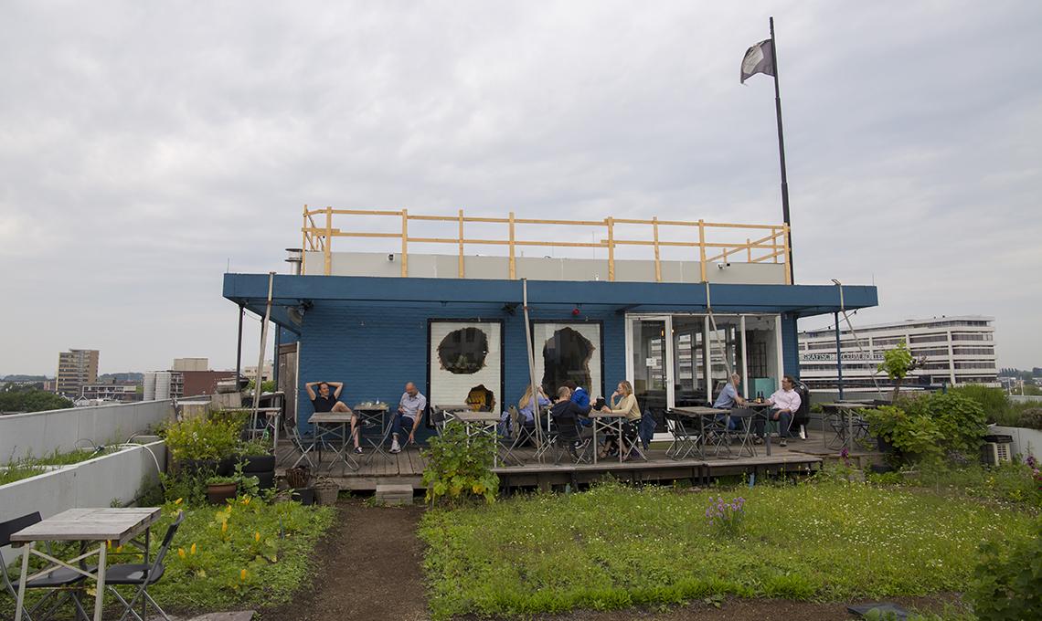 casafacile-Rotterdam - Op het Dak