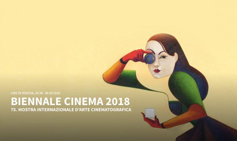 Torna la Sala Web alla 75. Mostra Internazionale d'Arte Cinematografica di Venezia