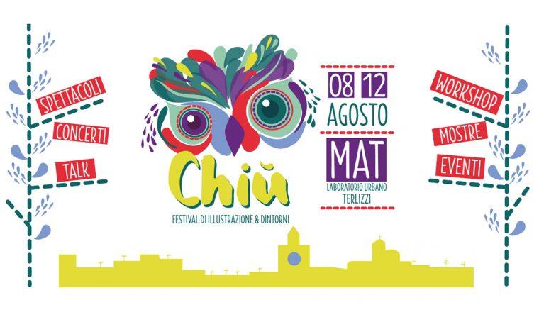 Chiù – Festival di illustrazione di Terlizzi