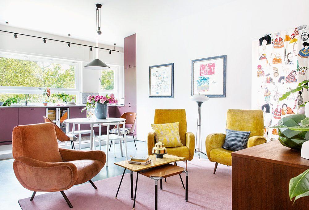 Rendi unica e originale la tua casa con una cucina rosa