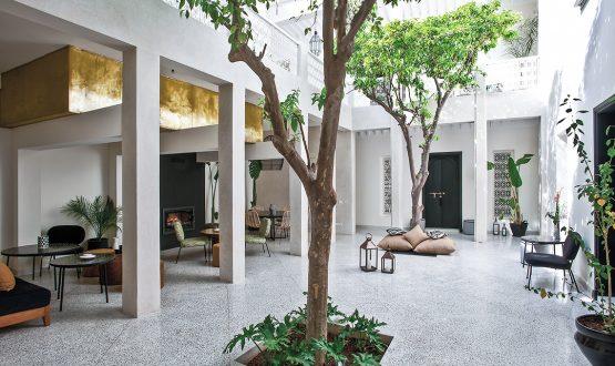 Handmade, sostenibilità e stile in un Riad a Marrakech