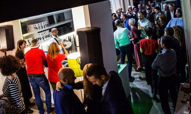 'DJ Arch Night 2018' negli showroom di design di Milano