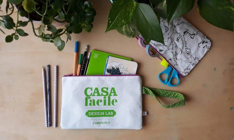Riciclo creativo: trasforma un sacchetto in un pratico astuccio