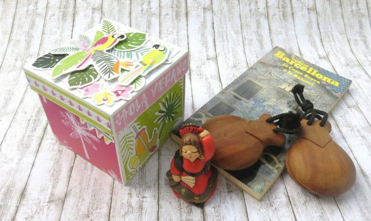 L'explosion box: l'album per le tue foto delle vacanze