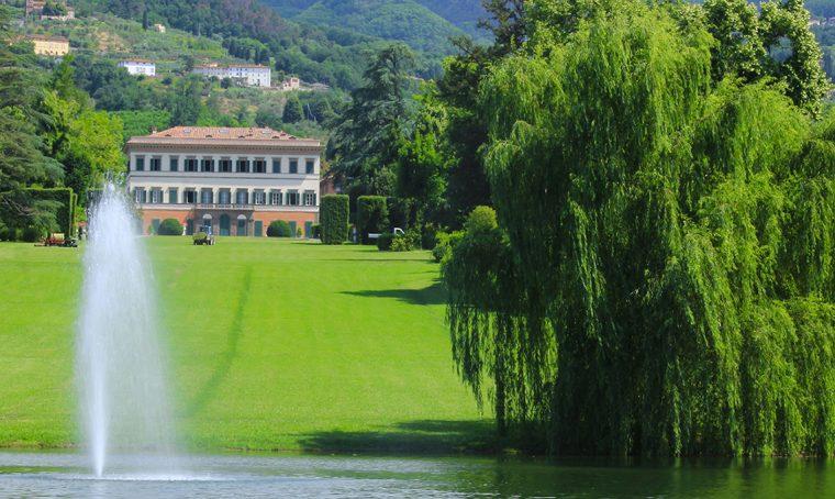 La Villa Reale di Marlia riapre i suoi giardini