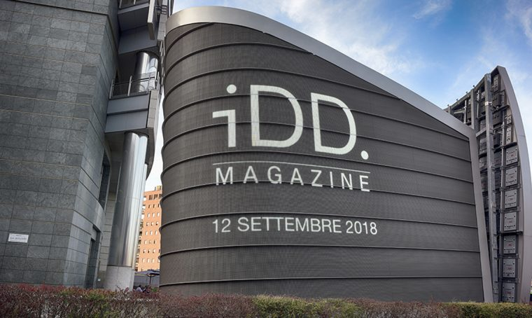 Nasce iDD Magazine: il primo magazine digital 'Out of Home' dedicato al lifestyle