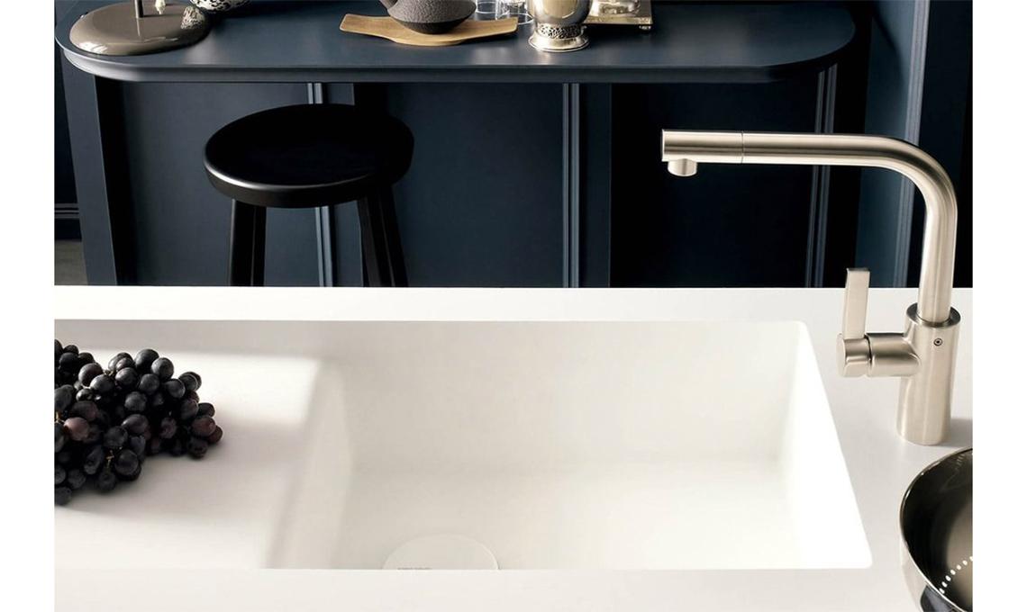 Cucina: lavelli integrati nel top - CASAfacile