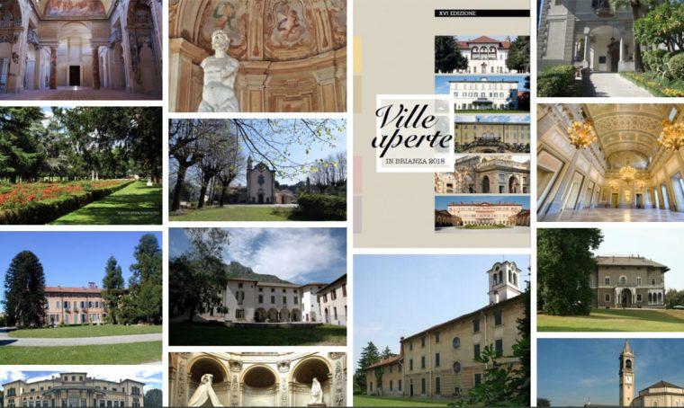 'Ville aperte in Brianza': 150 siti da visitare a settembre