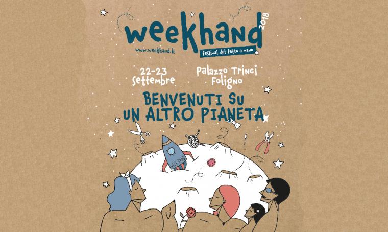 Week Hand a Foligno; torna il festival del 'fatto a mano'