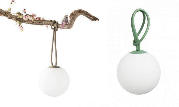 4 lampade senza fili per illuminare gli esterni