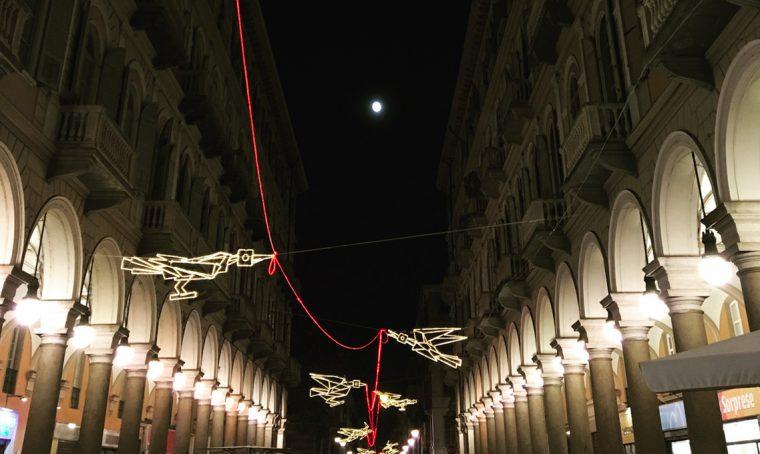 Torino inaugura la XXI edizione di 'Luci d'Artista'