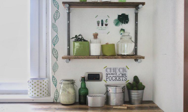 Organizza il tuo angolo lavanderia senza rinunciare a funzionalità e décor