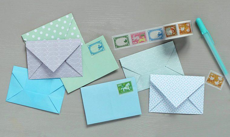 Come realizzare una busta origami