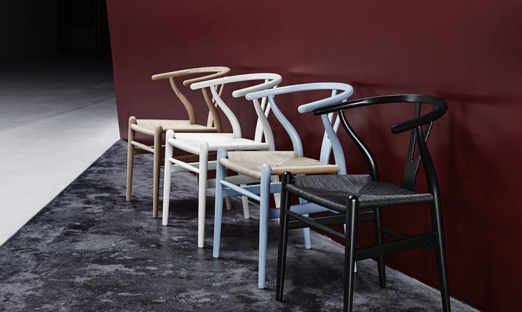 Icone del design: la sedia Wishbone