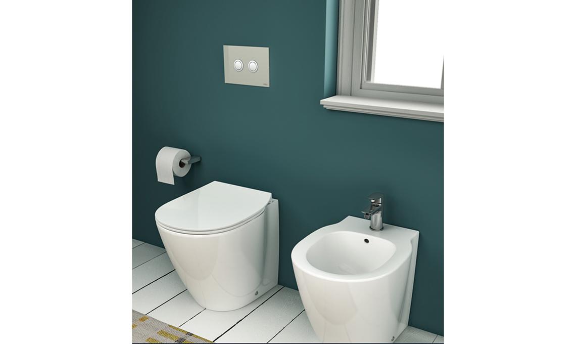Come ricavare un bagno in fondo al corridoio casafacile - Come pulire bagno a fondo ...