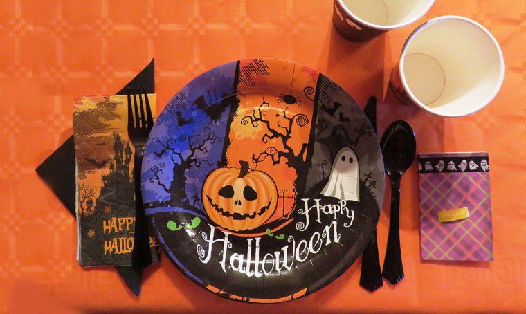 Idee per la tavola di Halloween