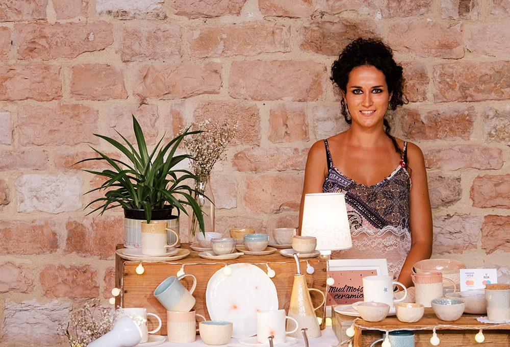 MudMoiselle ceramica: intervista a Sara Bardazzi