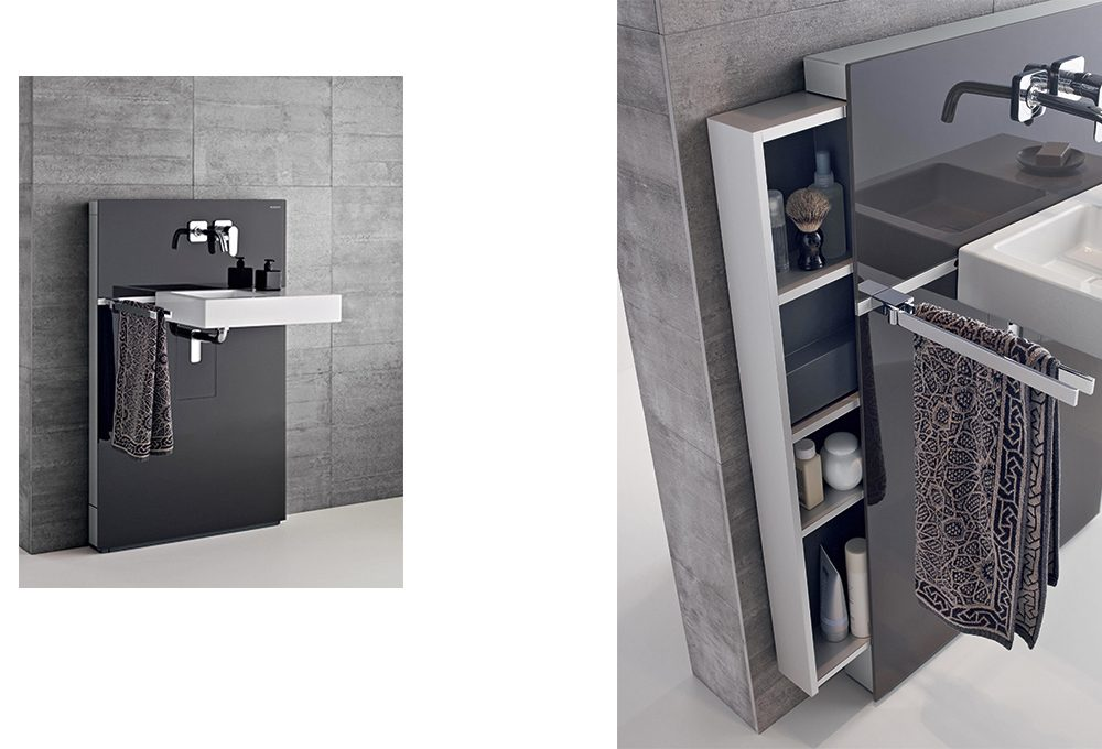 Rinnovo lampo: cambia look al bagno senza demolizioni