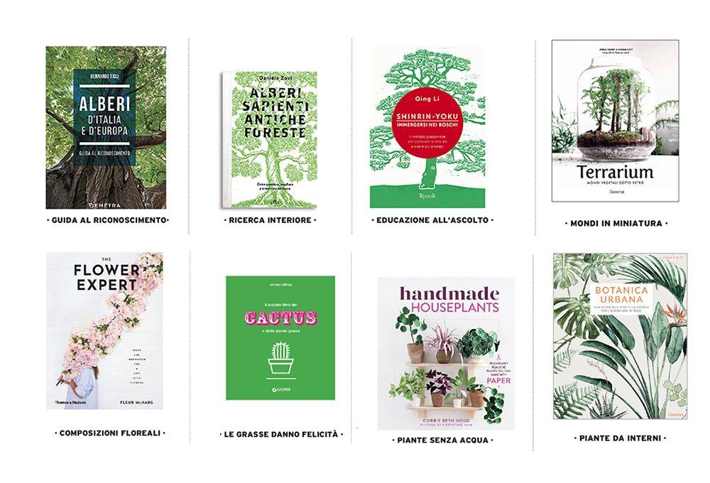 8 libri per gli amanti del verde