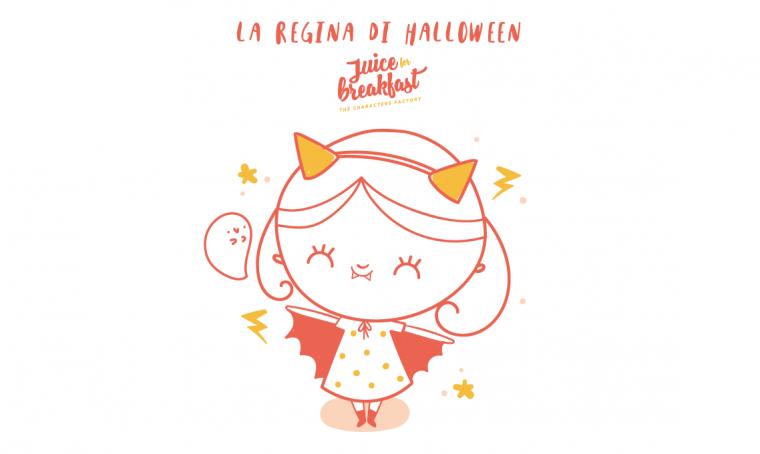 La regina di Halloween