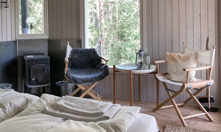 Urnatur: l'oasi verde nei boschi svedesi