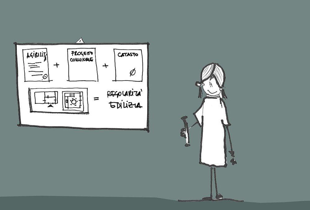 Regolarità edilizia: cos'è, quando serve e come si verifica