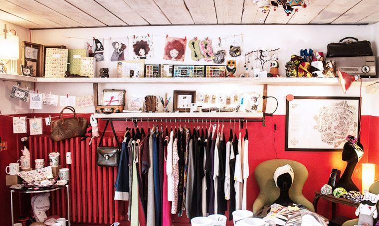 Redroom: un negozio e spazio creativo ispirato a Twin Peaks