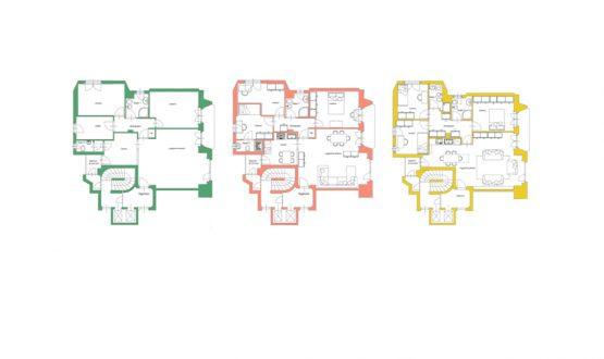 flessibilità nel layout degli spazi
