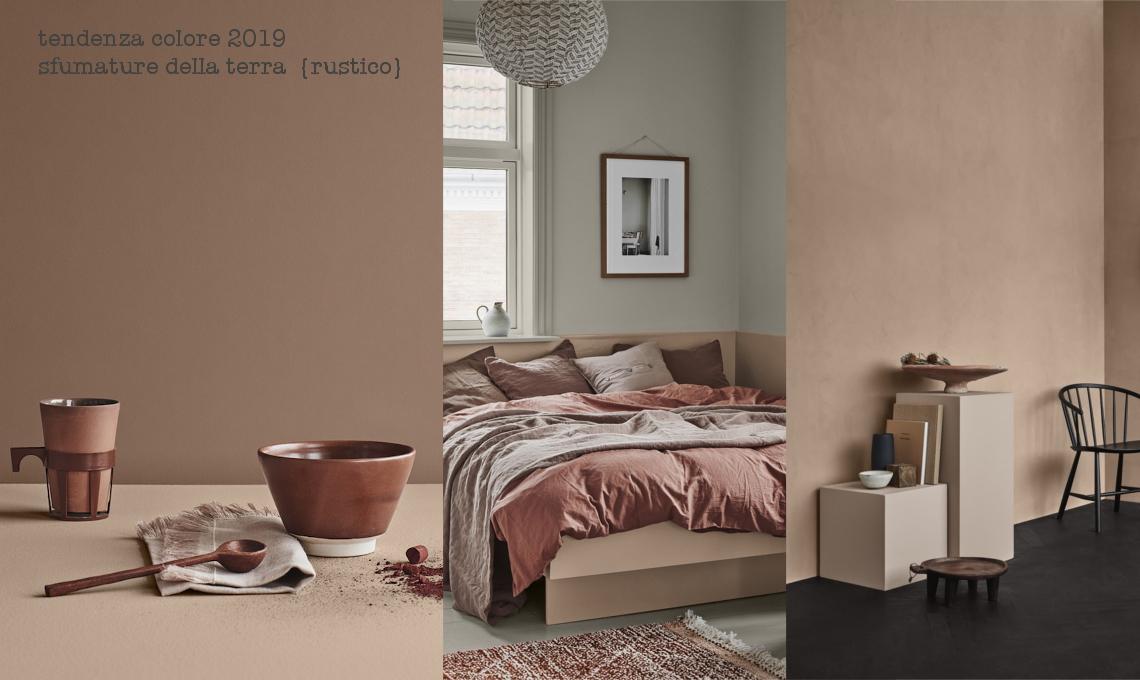 Guida alle tendenze colore 2019 casafacile for Colori per salone
