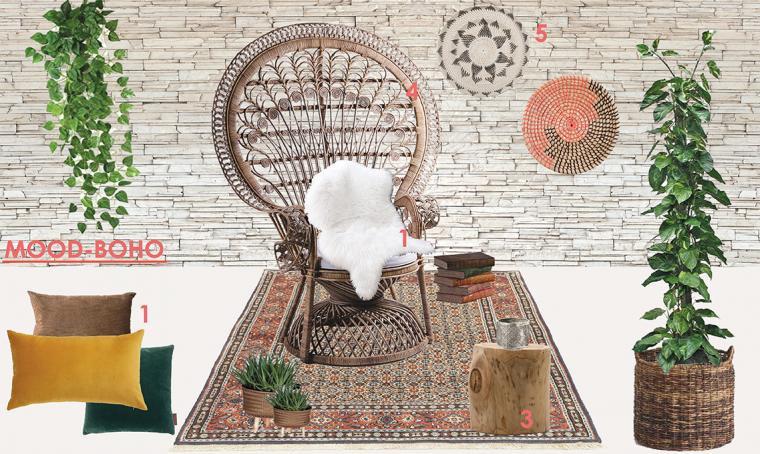Peacock chair: la poltrona delle regine