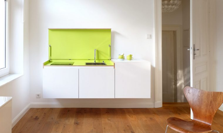5 mini cucine per piccoli ambienti