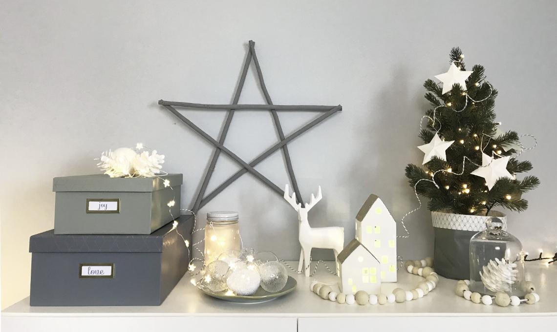 La Credenza Instagram : Natale la credenza si veste a festa casafacile