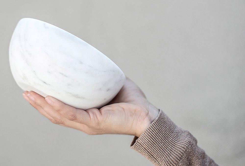 La passione per il marmo, tra design e artigianato
