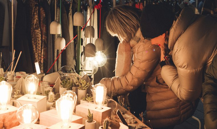 I migliori mercatini handmade di Natale