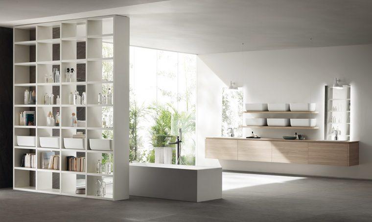 Perfezione e minimalismo: la collezione Qi Scavolini