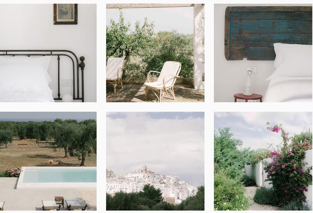 Instagram: 3 profili di B&B da seguire