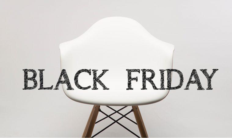 Black Friday 2018: arredamento e design a prezzi speciali!