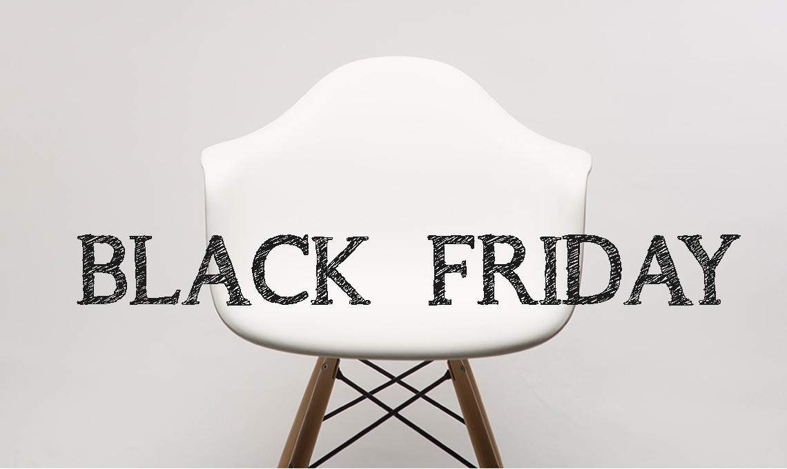 Black Friday 2018: arredamento e design a prezzi speciali