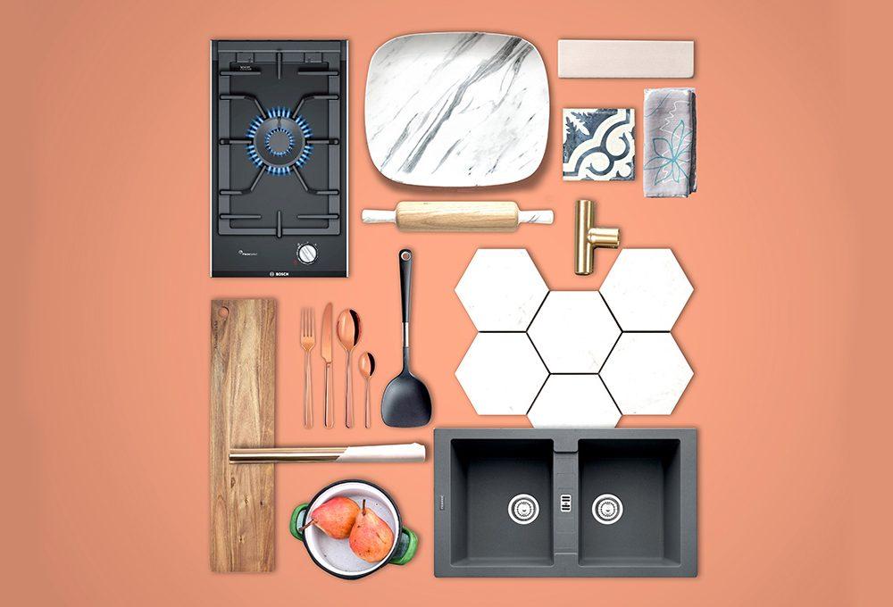Progettare una cucina ergonomica e funzionale