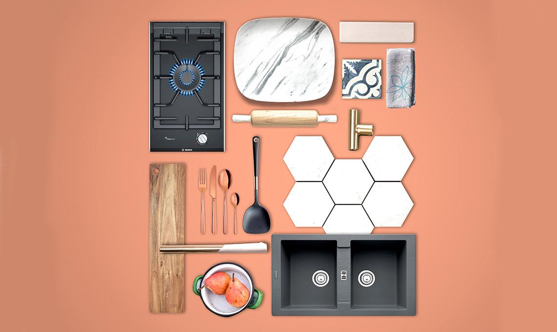 Progettare Una Cucina Ergonomica E Funzionale Casafacile