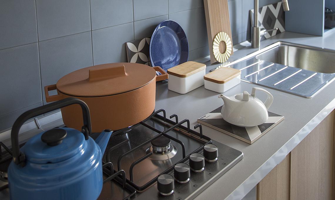 La cucina super-organizzata in 3,6 metri lineari - CASAfacile