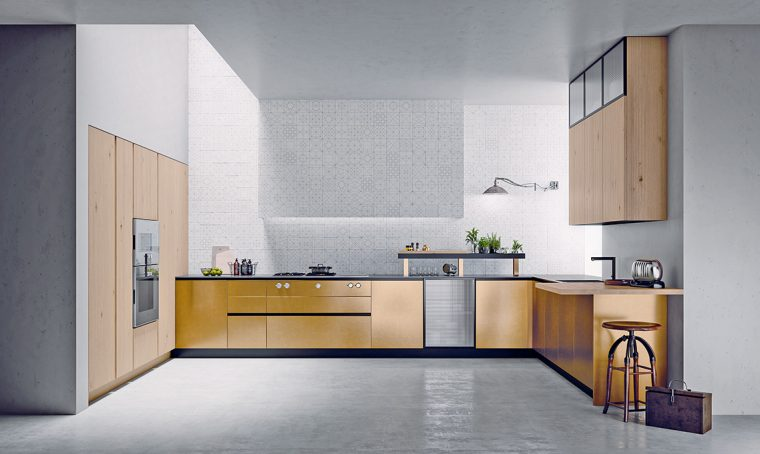 Cucina: i fuochi modulari