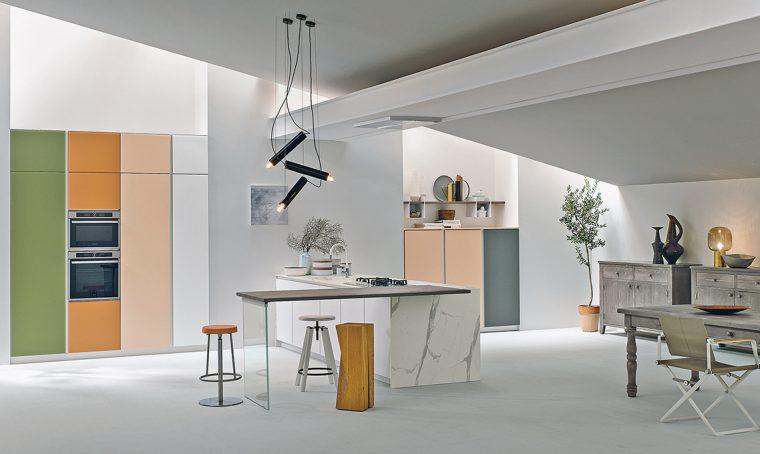 Focus cucine: 9 modelli per un ambiente che si reinventa