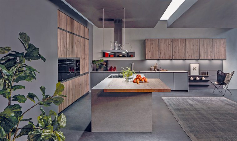 L'impianto elettrico per la cucina