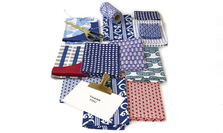 Furoshiki: i pacchetti di stoffa giapponesi